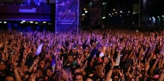 Inauguración Suena Caracas