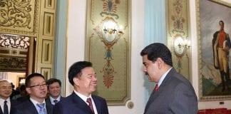 Acuerdo China y Venezuela