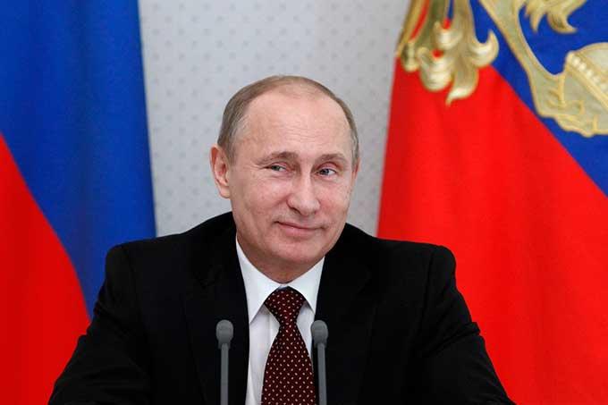 Putin-Rusia