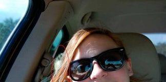 Harper Kurtz selfie