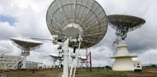 Antenas satelitáles