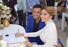 matrimonio Axel Felitas y Luis Sardiñas