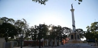 Plaza Bolivar Valencia