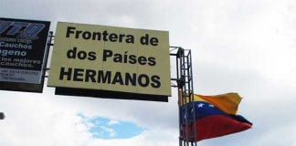 frontera Colombia