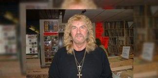 Black Sabbath Geoff Nicholls