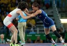 Lucha olímpica criolla