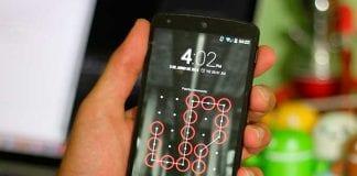 celular patrón android