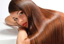 keratina cabello