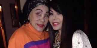 Ana Morillo madre Lila Morillo