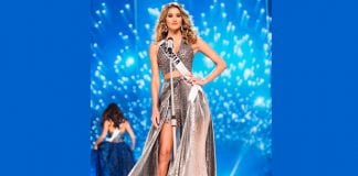 Mariam Habach Miss Universo