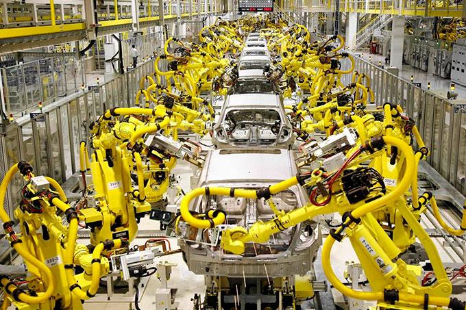 Los ingresos en robótica industrial generará casi el triple en 2025