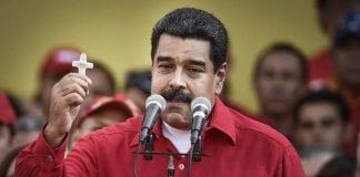 Maduro diálogo religioso