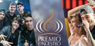 Premios Lo Nuestro 2017
