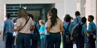 caricuao compañera clases liceo