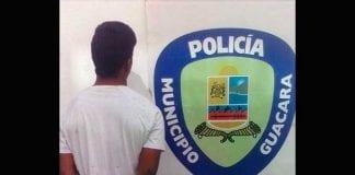 PoliGuacara asesinato