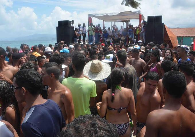 Puerto Cabello sigue siendo el destino preferido en Carnaval