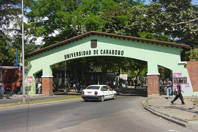 uc-fachada Universidad de Carabobo