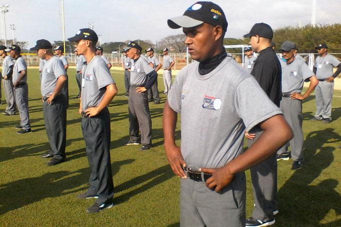 umpires Camp