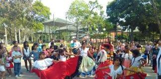 carnavales comunitarios