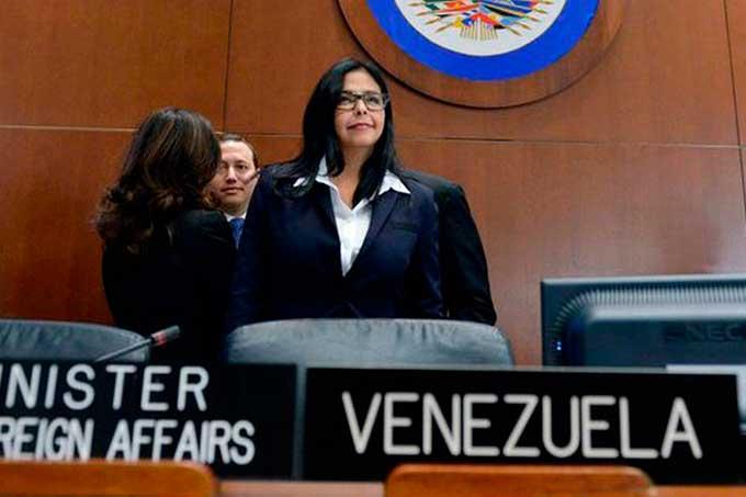 Consejo permanente OEA
