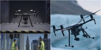 Dron Matrix