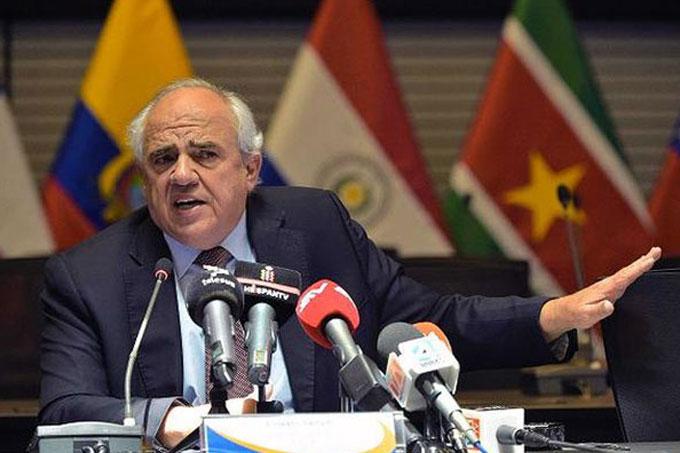 Ernesto Samper diálogo en Venezuela