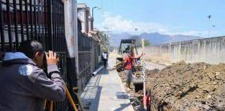 aguas servidas en Guacara