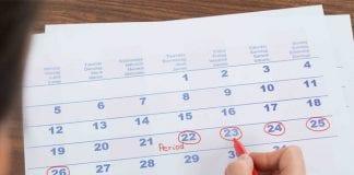 anticonceptivo reduce menstruación