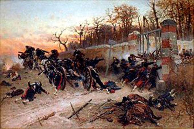 Batalla de la Puerta