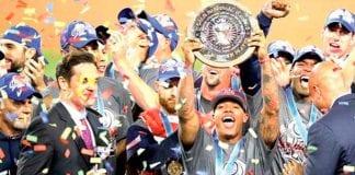 Estados Unidos campeón del Clásico Mundial