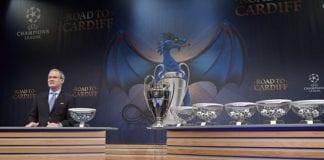 emparejamientos de cuartos de final de la Champions