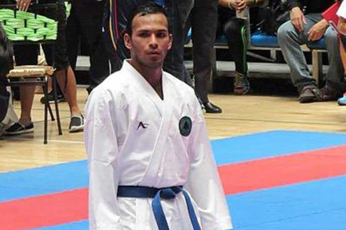 karatecas venezolanos