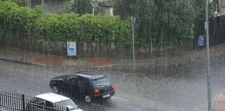 Inameh: lluvias