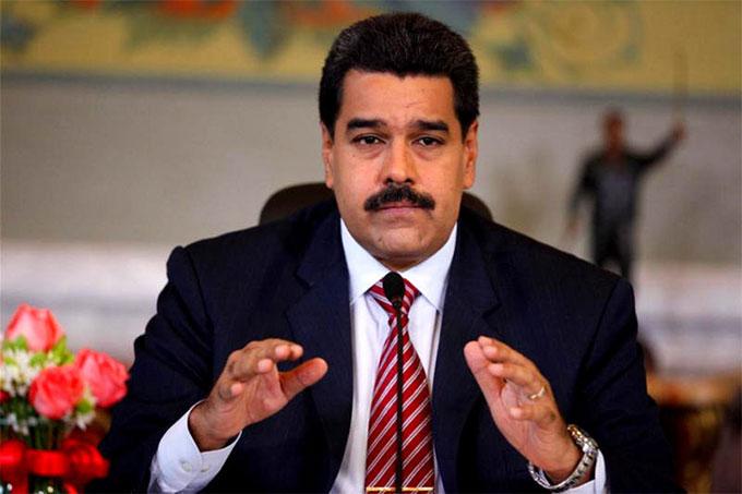 Nicolás Maduro seguridad