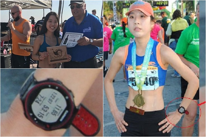 maratonista tramposa