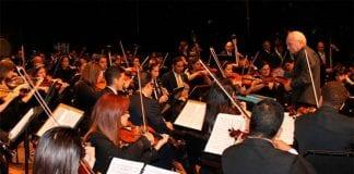 Sinfónica de Carabobo conservatorio
