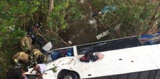 Al menos 15 personas murieron en Panamá