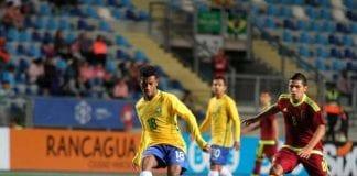 Brasil goleó
