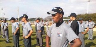 Venezuelan Umpire Camp