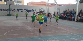 Campeonato baloncesto