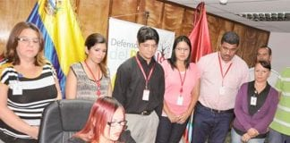 Defensoría rechazó amenazas contra Saab - Noticias24Carabobo