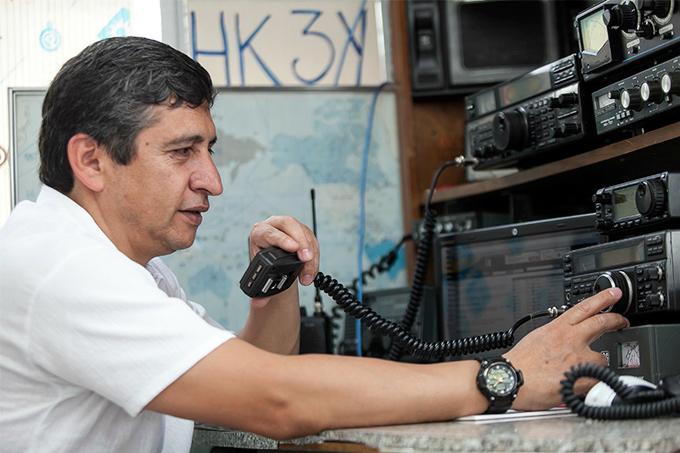Este martes el mundo celebra el Día del Radioaficionado