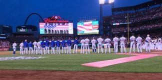 Actuales campeones de la MLB