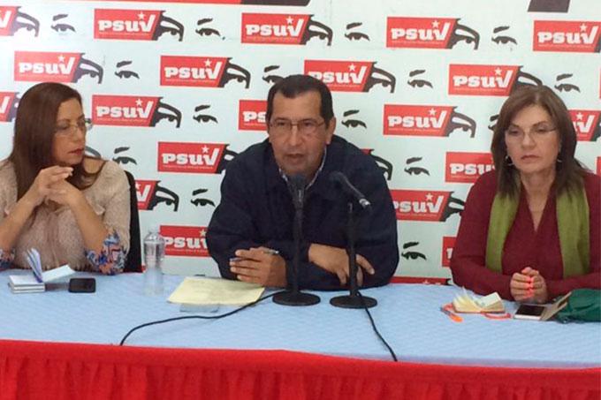 PSUV invitó a su militancia a marchar este martes 04 de abril