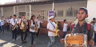 "Banda Show ""Monseñor Granadillo"""