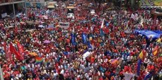PSUV chavistas