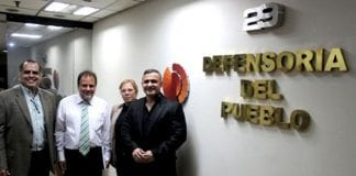 Defensoría repudia campaña contra Saab - Noticias24Carabobo