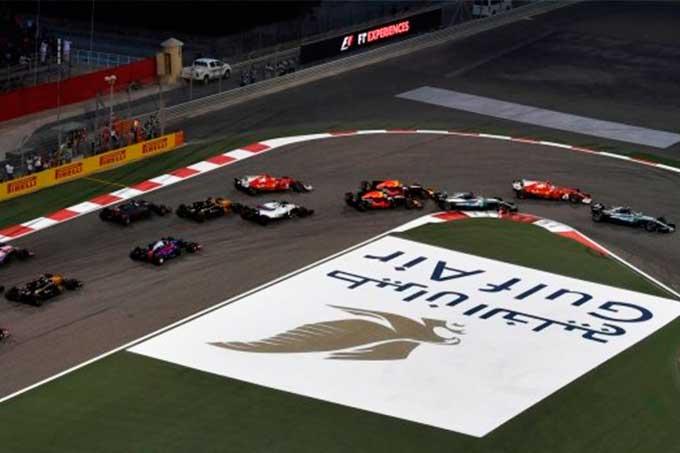 ensayos libres de la F1