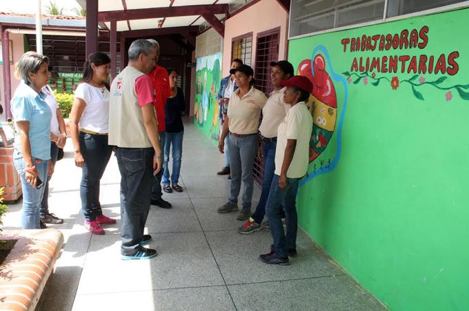 plan para recuperar escuelas dignas en Carabobo