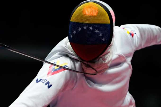 espadistas venezolanos